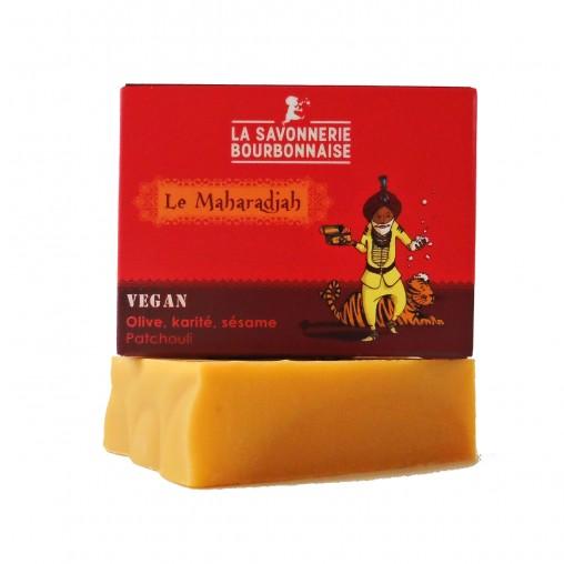 Le Maharadjah - huile de...
